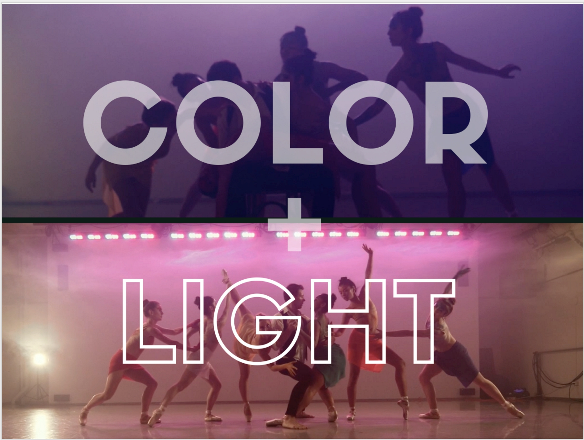 Color + Light - A Theatrical Concept Film