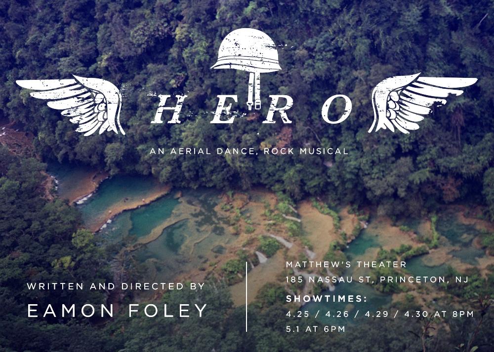 HERO - Aerial Dance, Rock Opera