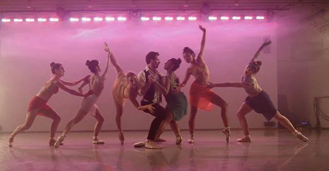 Happy world ballet day!! #colorandlight #sondheim #pointe @sophie_elizabeth_a @e_wohl @aylamae119 @natalielu2 @vinedwards @pshawtyy