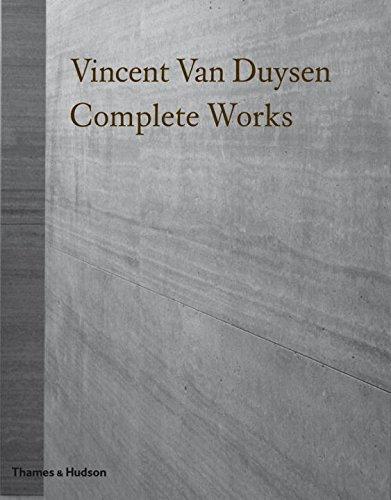 vincent van duysen complete works