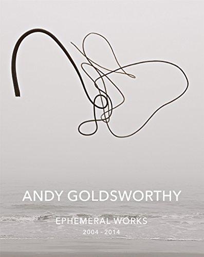 andy goldworthy: ephemeral works