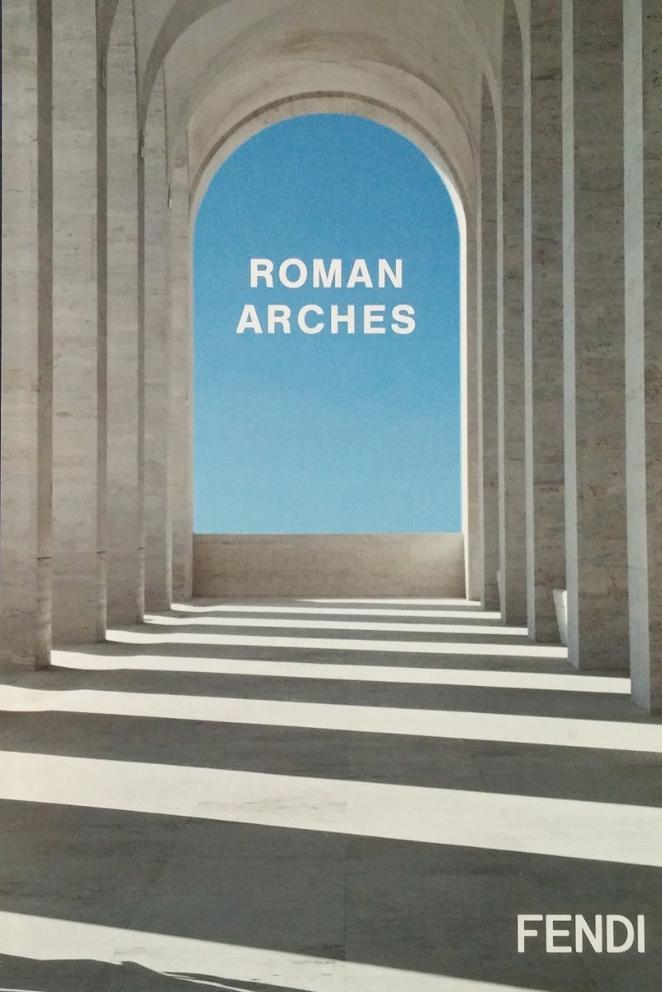 fendi roman arches