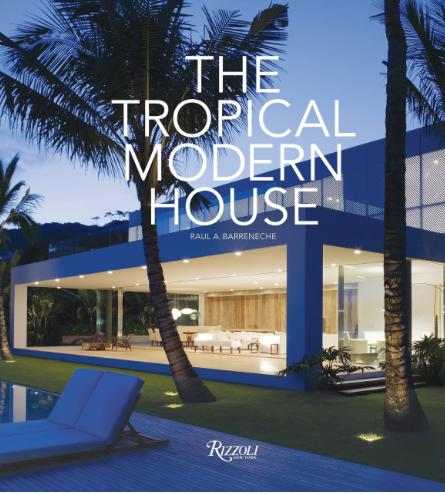 the tropical modern house