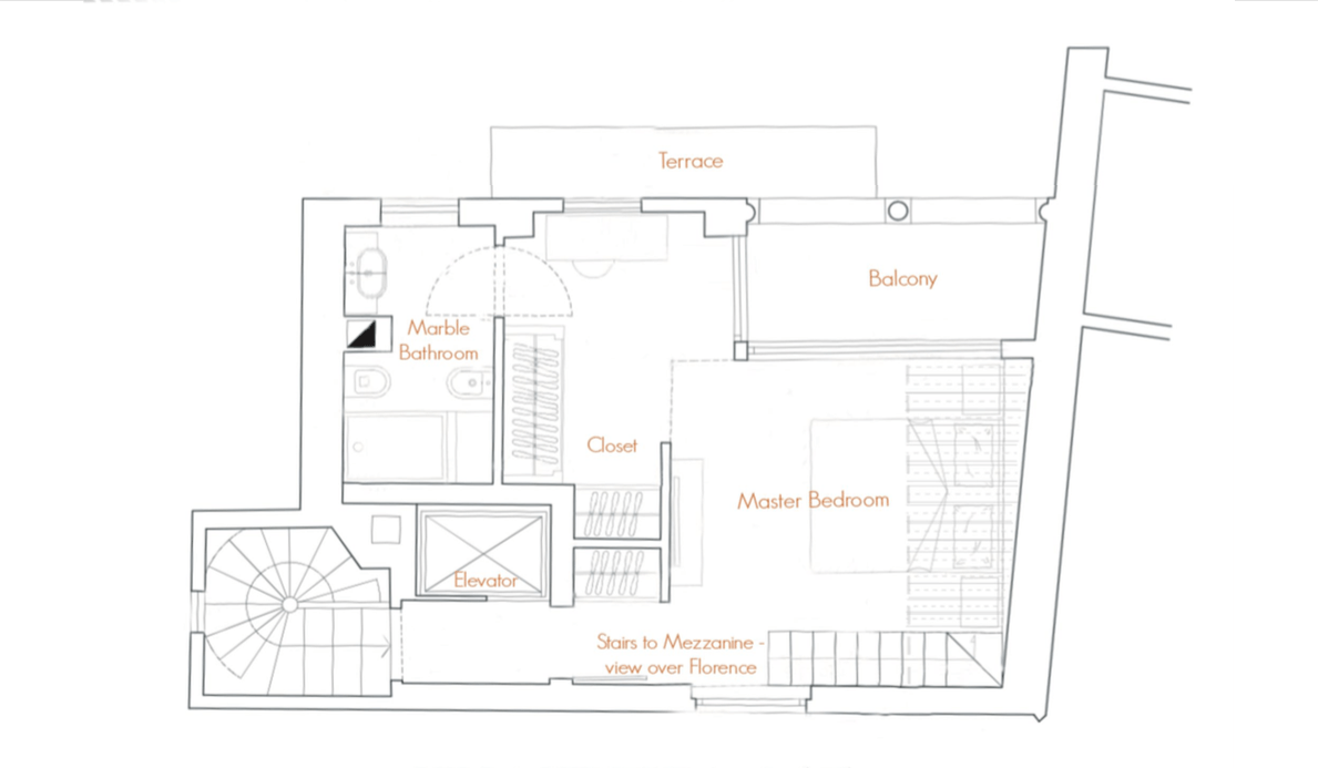 floor plan - second floor - villa erta canina.png
