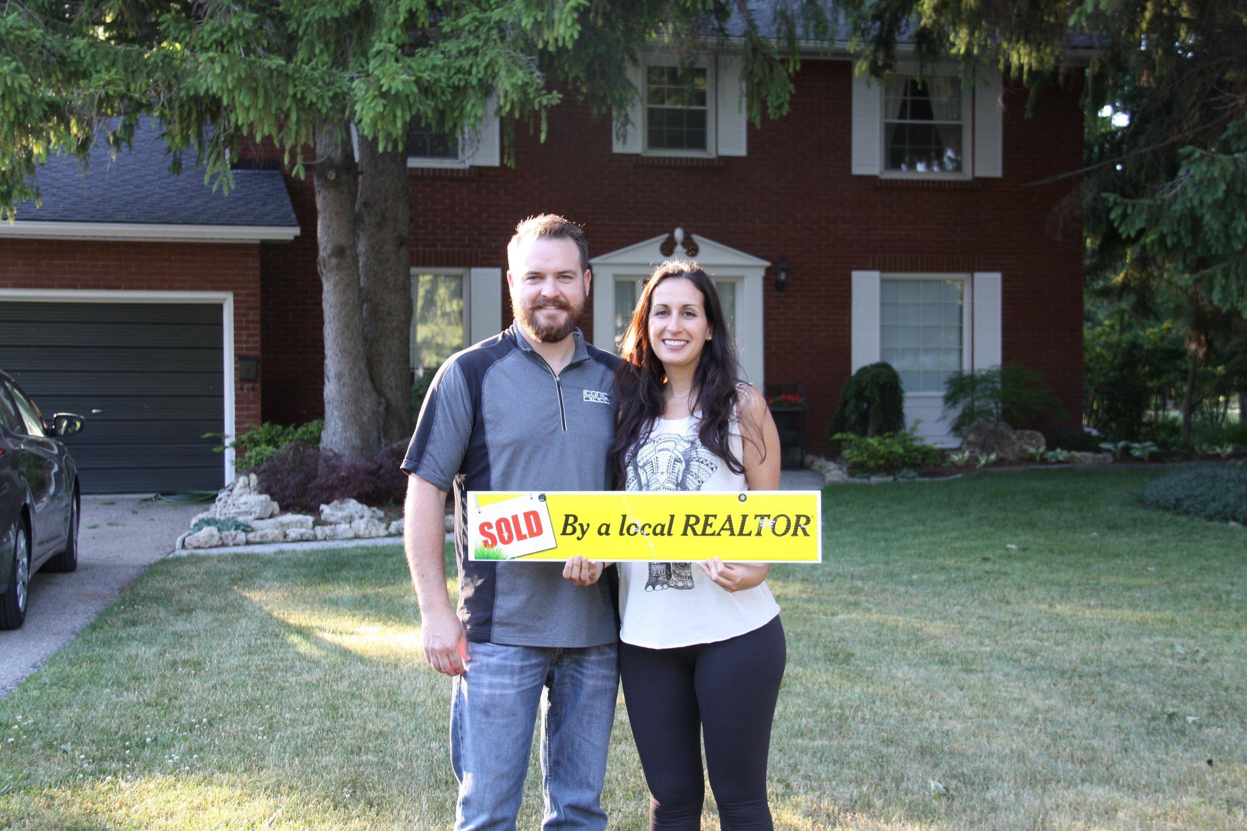 Jason Hardy & Kelly Bairos