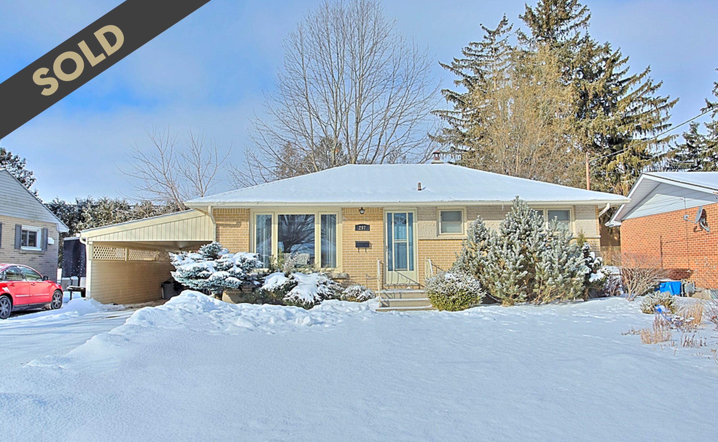 - 297 Willowgrove Crescent, WoodstockSoldAsking $278,5002 beds/1 bath