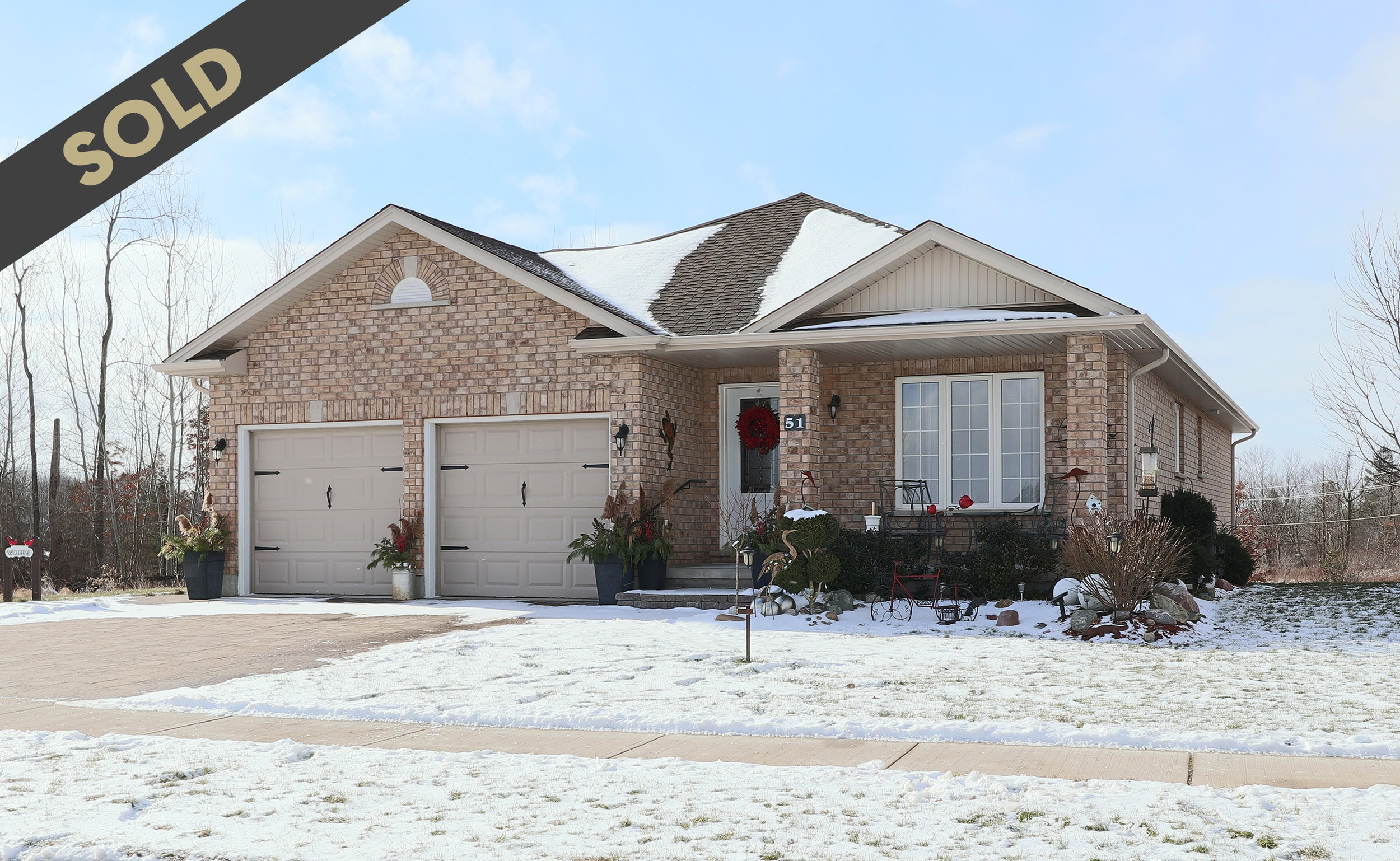 - 51 Winders Trail, IngersollSoldAsking $530,0003 beds/2 baths