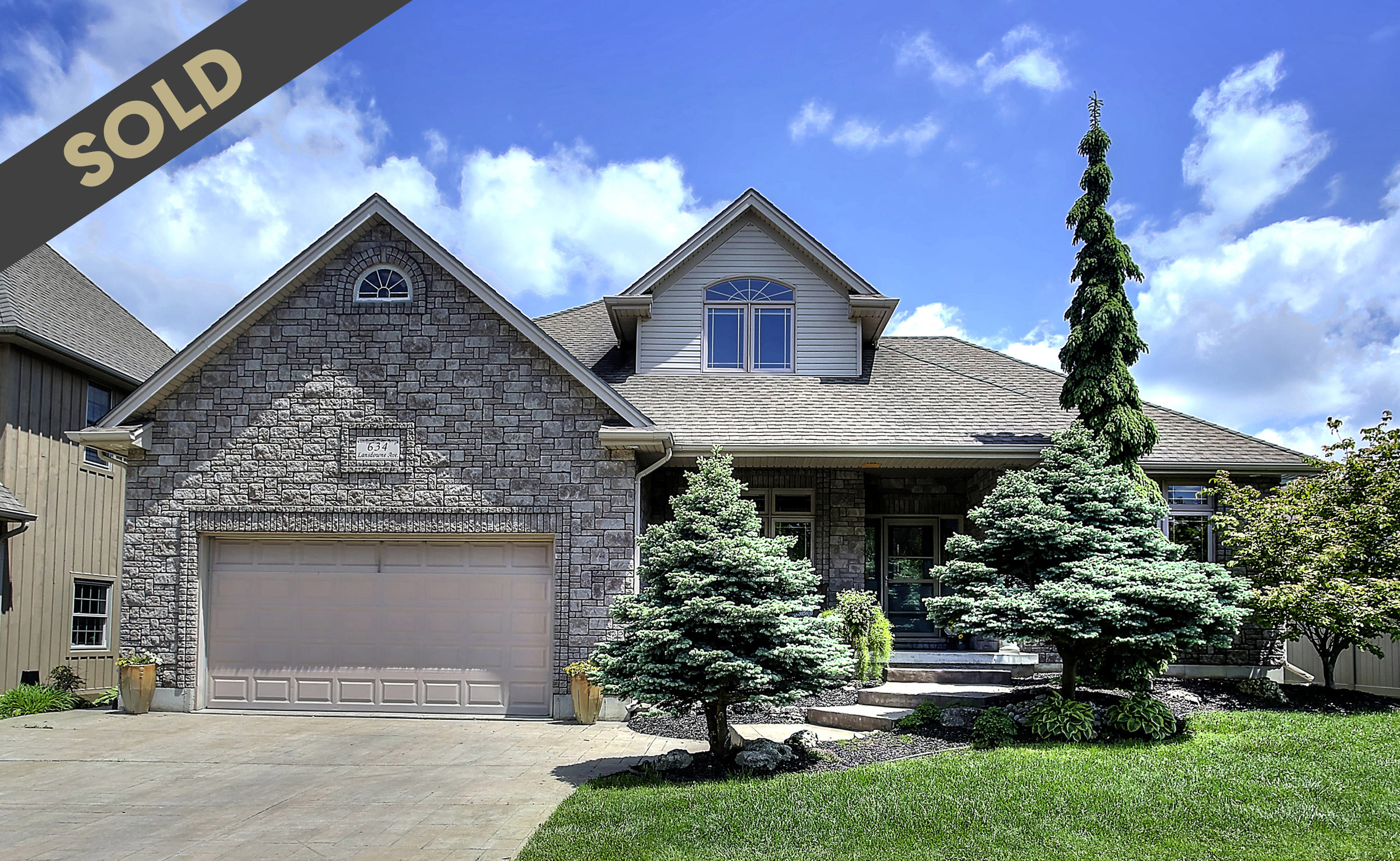 - 634 Lansdowne Avenue, WoodstockSold Asking $699,9005 beds/4 bath