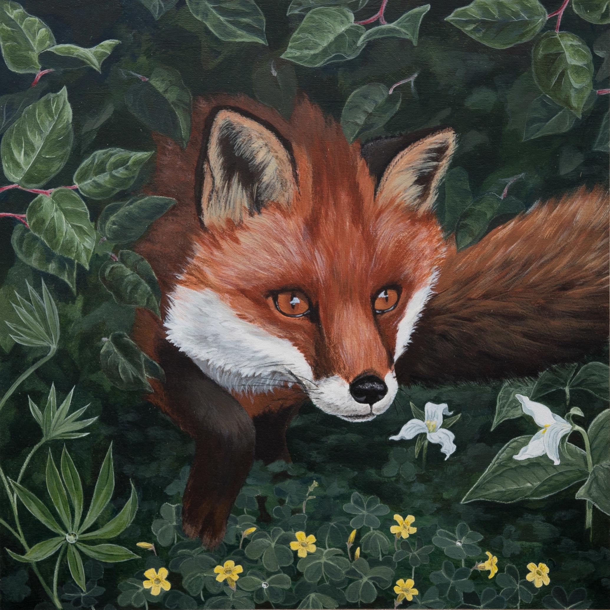 Woodsy Fox