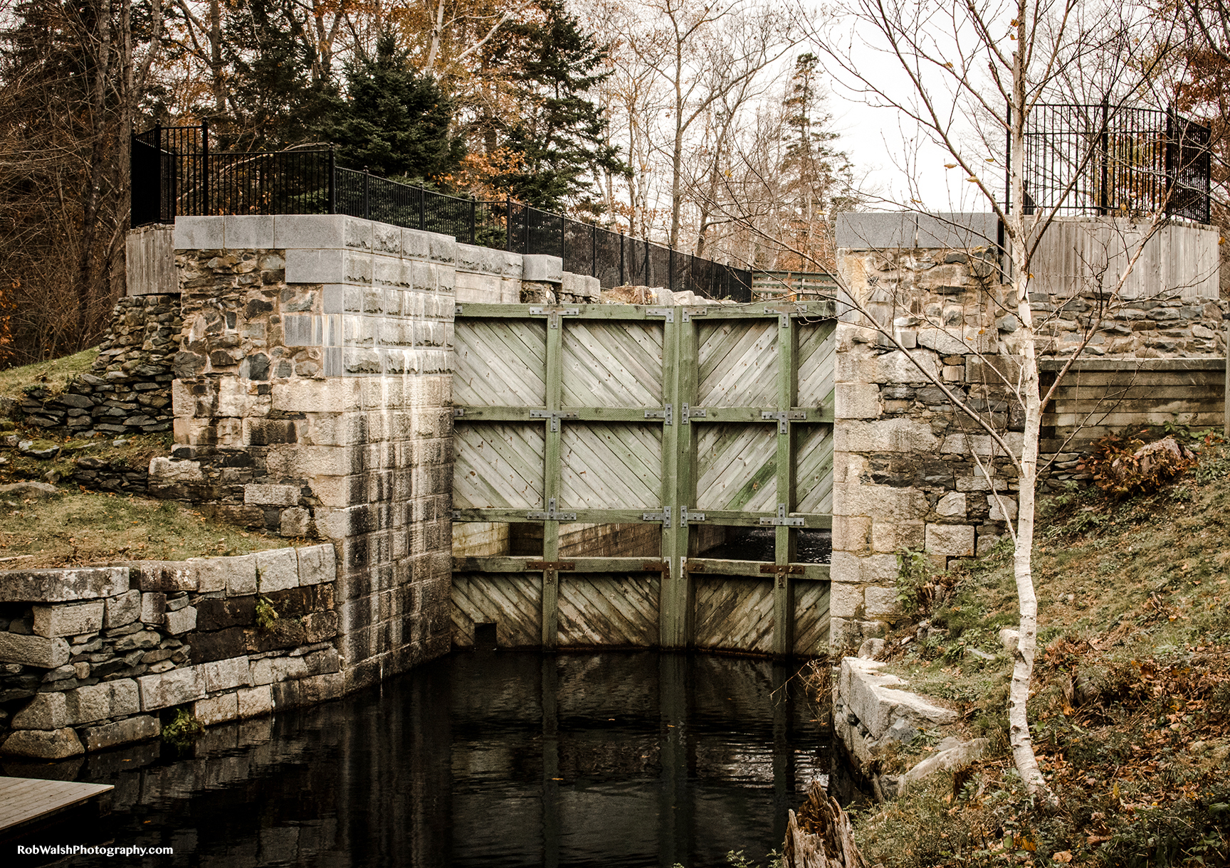 Robert Walsh Photography - Lock 3