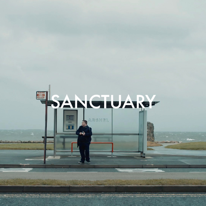 Sanctuary - bus stop