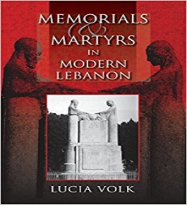 Lucia  V olk, Memorials and Martyrs in Modern Day Lebanon (Indiana University Press, 2010) 47.   BAX1910