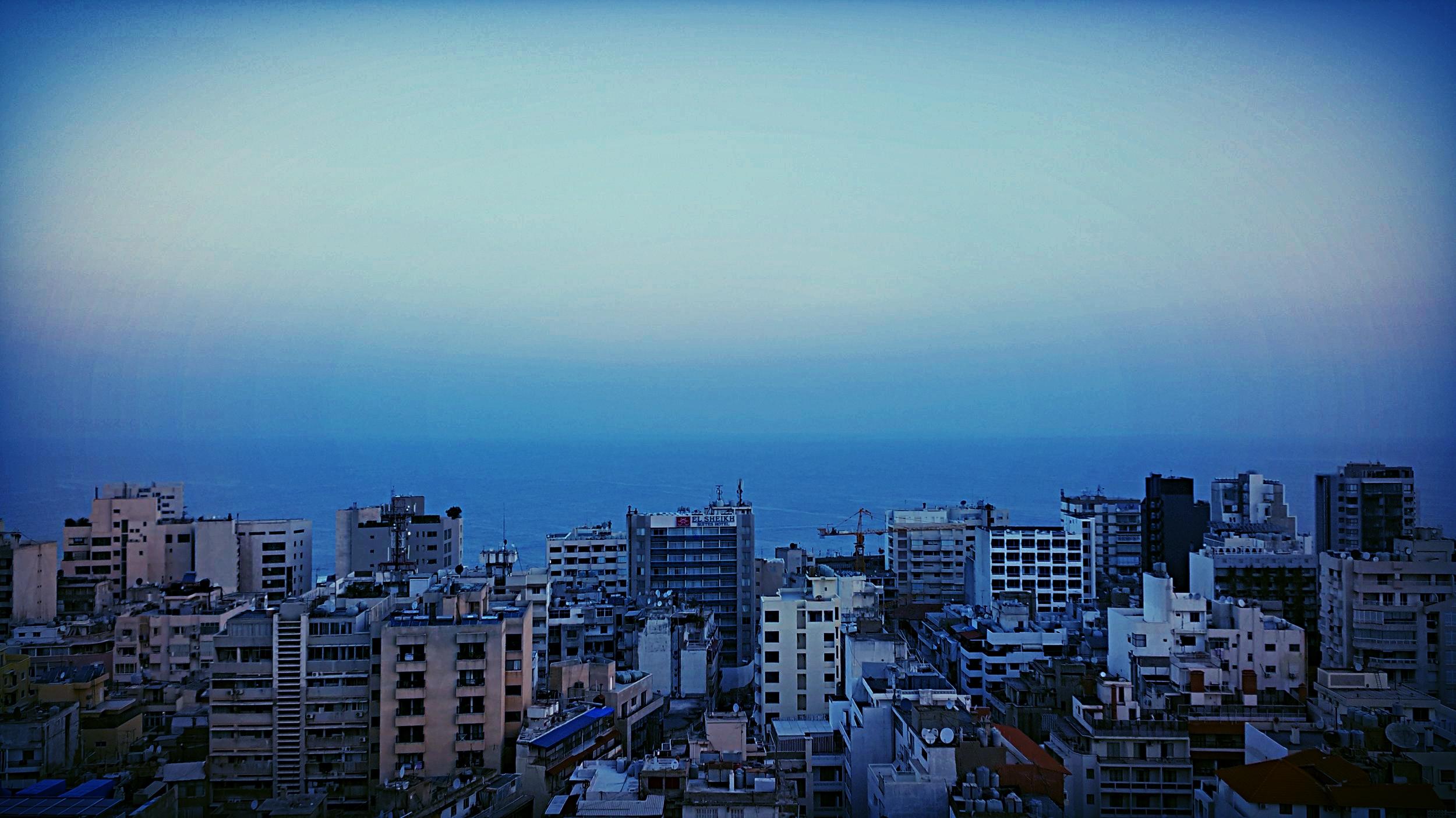 Blue Mist Ras Beirut I