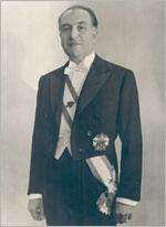 H.E. Emir Fouad Shehab, President of the Lebanese Republic from 1958-1964