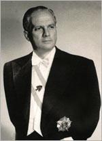 H.E. President Camille Shamoun, President of the Lebanese Republic from 1952-19