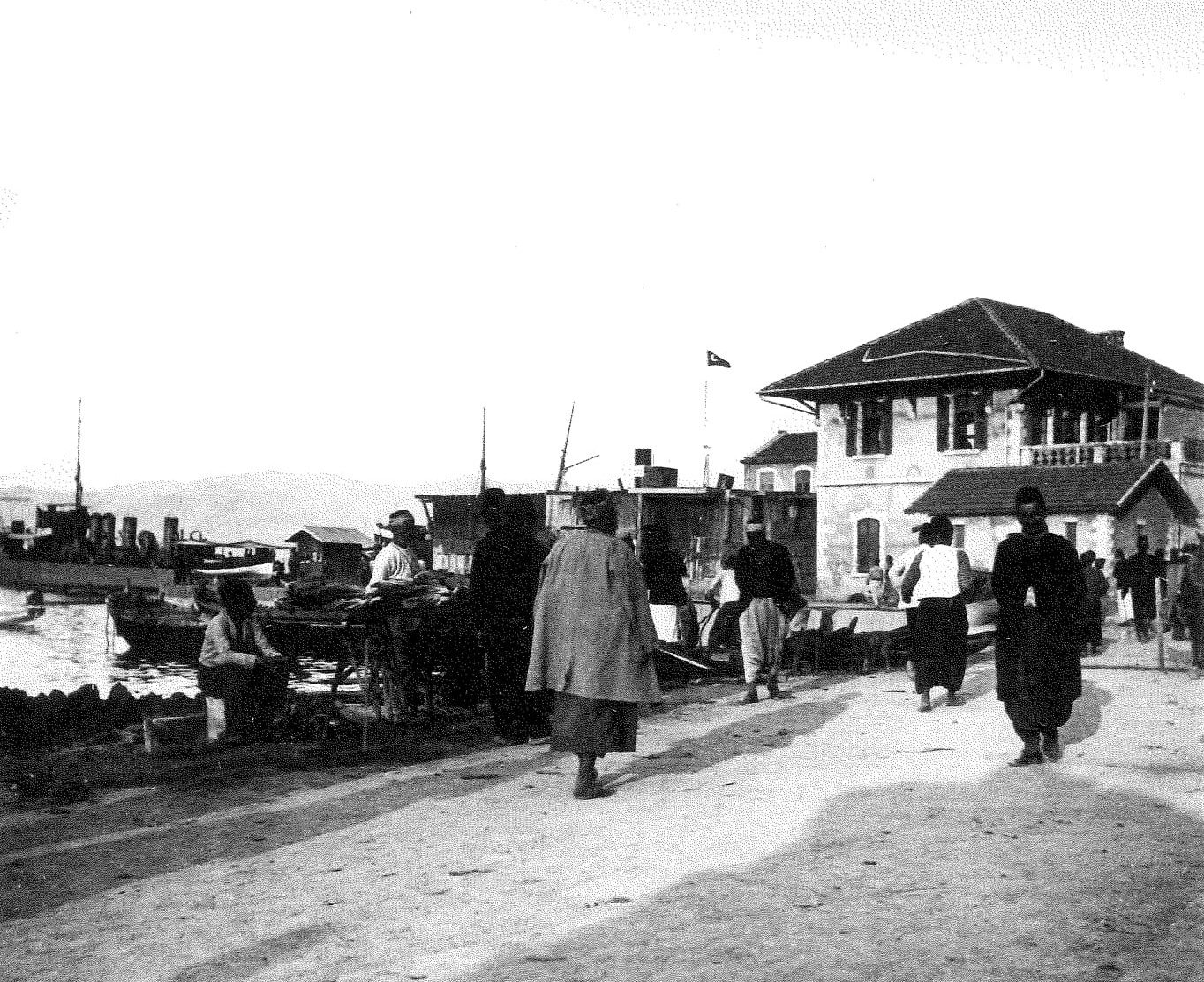 Beirut Port 1910, Police Station