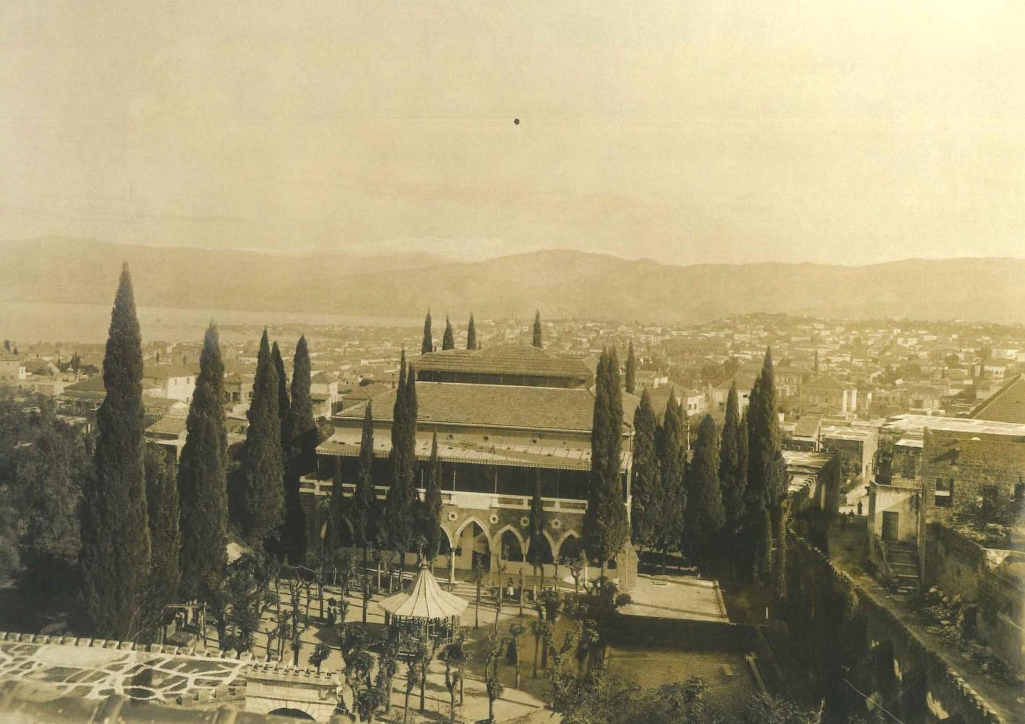 Msaytbeh, Le Brun 1915.jpg
