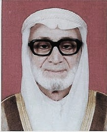 Sheikh Mohamad in the United Arab Emirates during his later years.