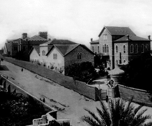 Bliss Street, Ras Beirut 1910.