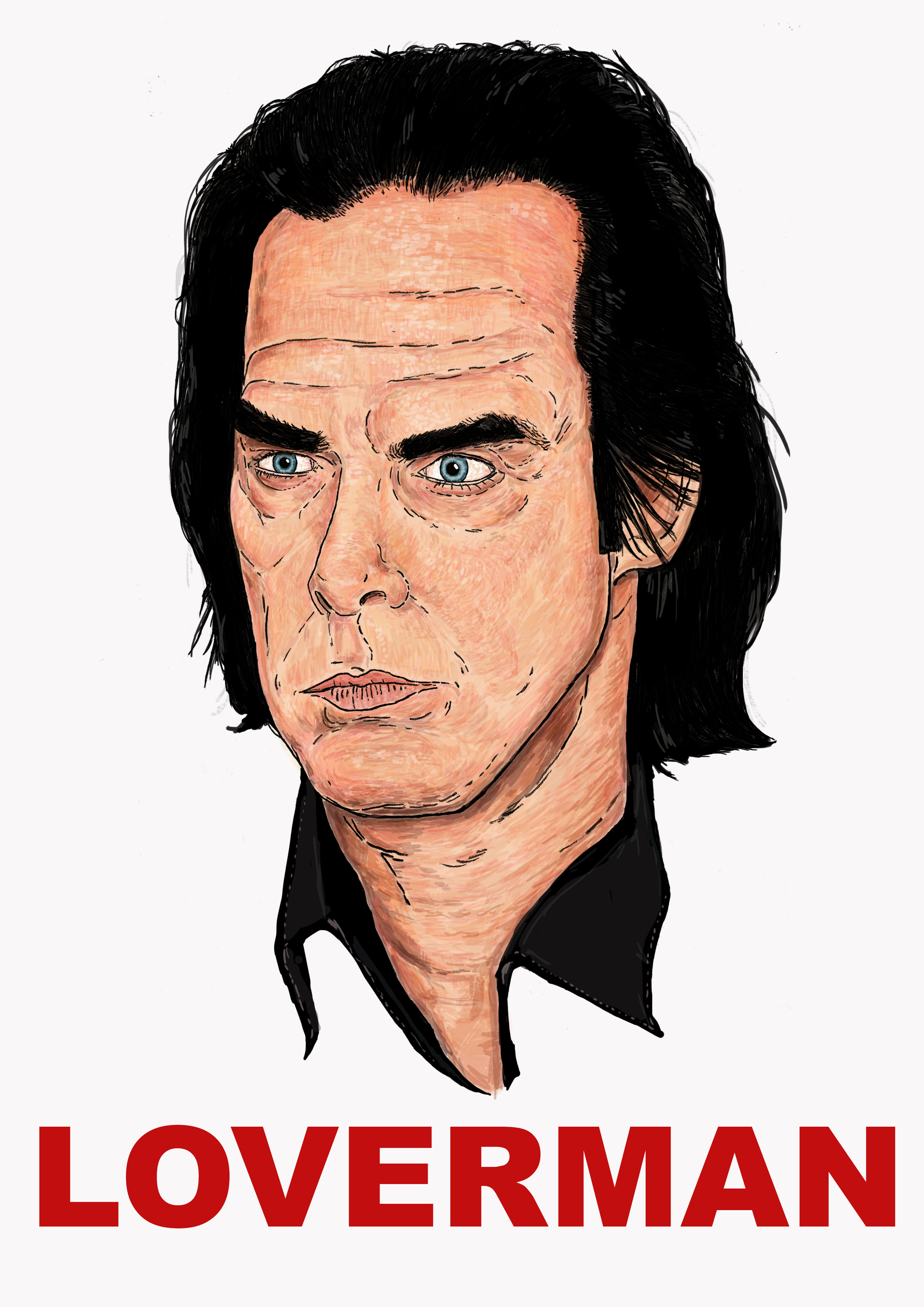 Loverman Nick Cave