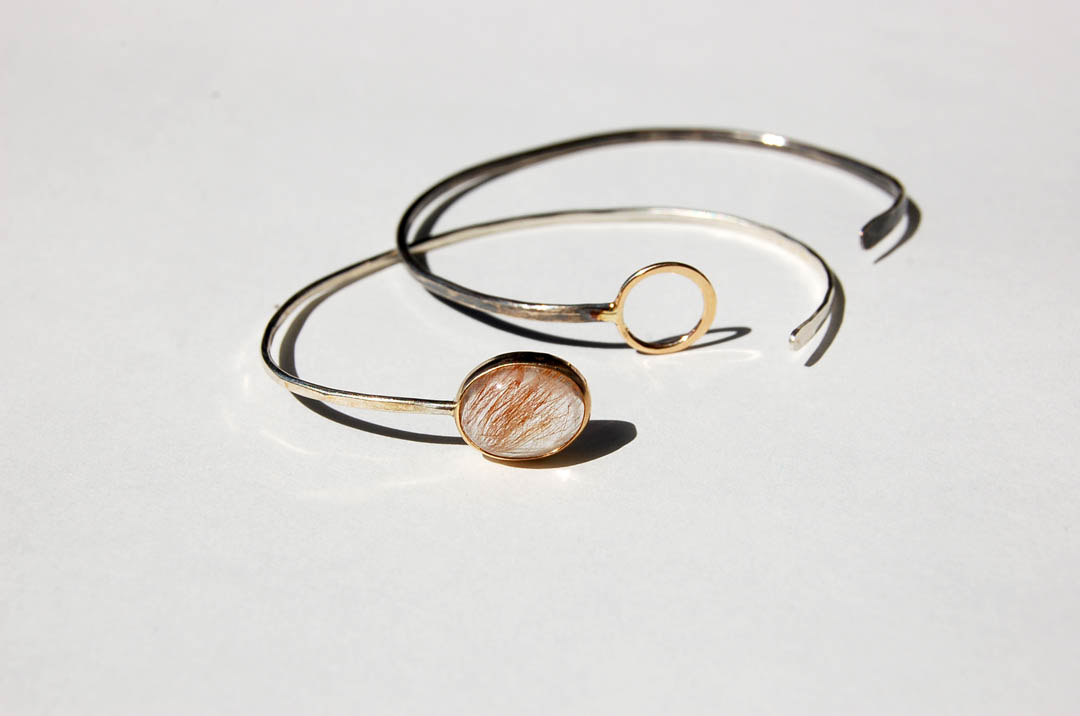 "MELISSA JOY MANNIG   // US    As simple as can be: ""I create jewelry to create change.""     Visit them."