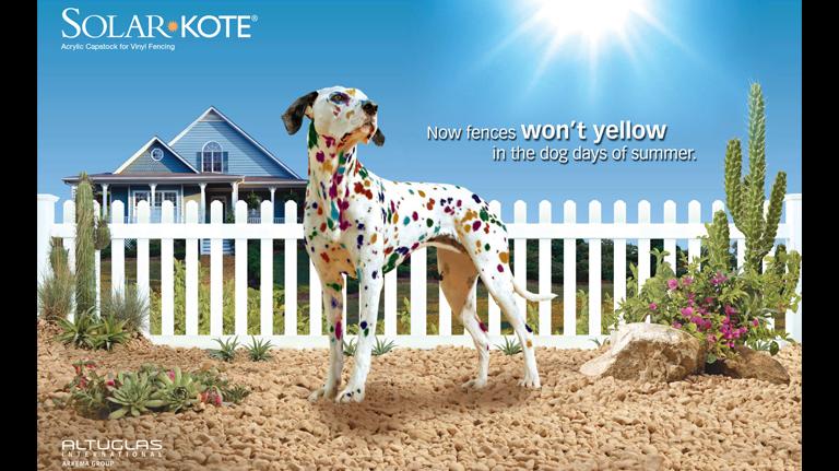 Solar Kote Dalmation Ad