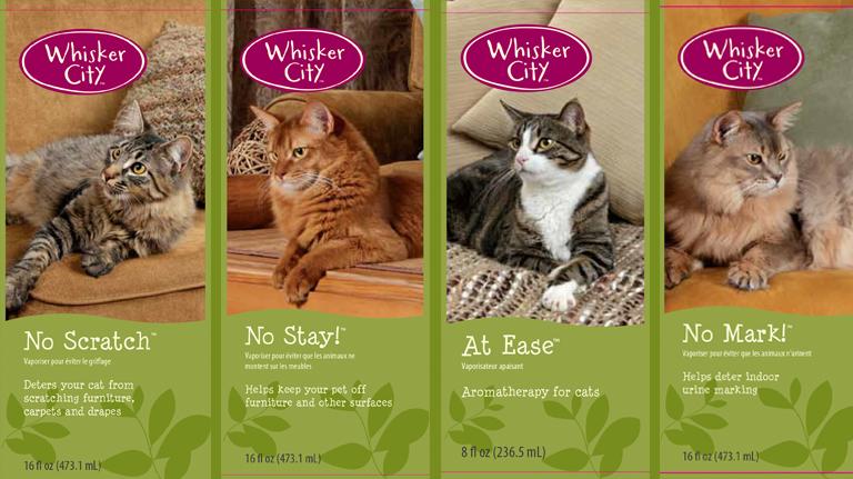 Whisker City Petsmart Tear Sheet