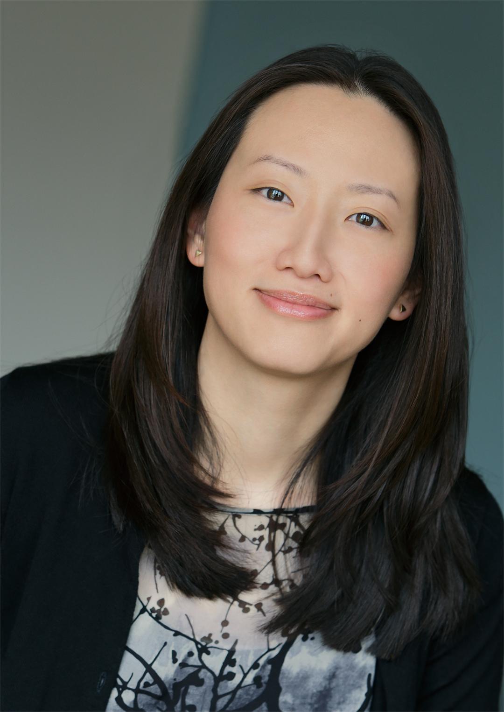 Asian Female Headshot Corporate