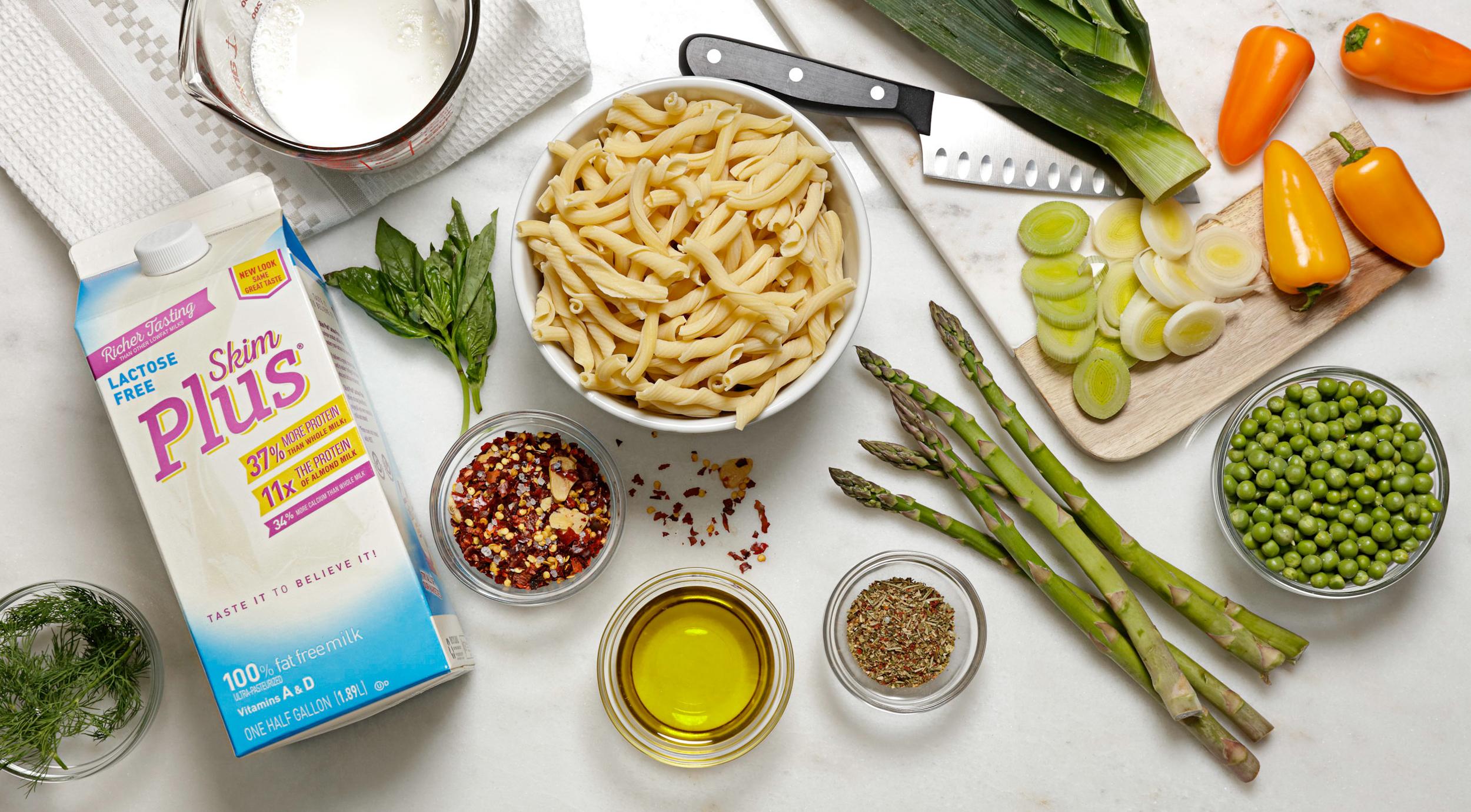 Skim Plus Pasta Sauce Ingredients