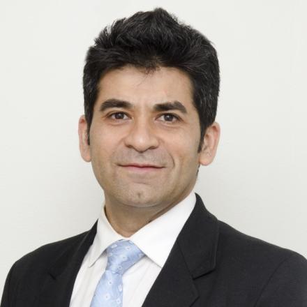 Dushyant Sahani, MD