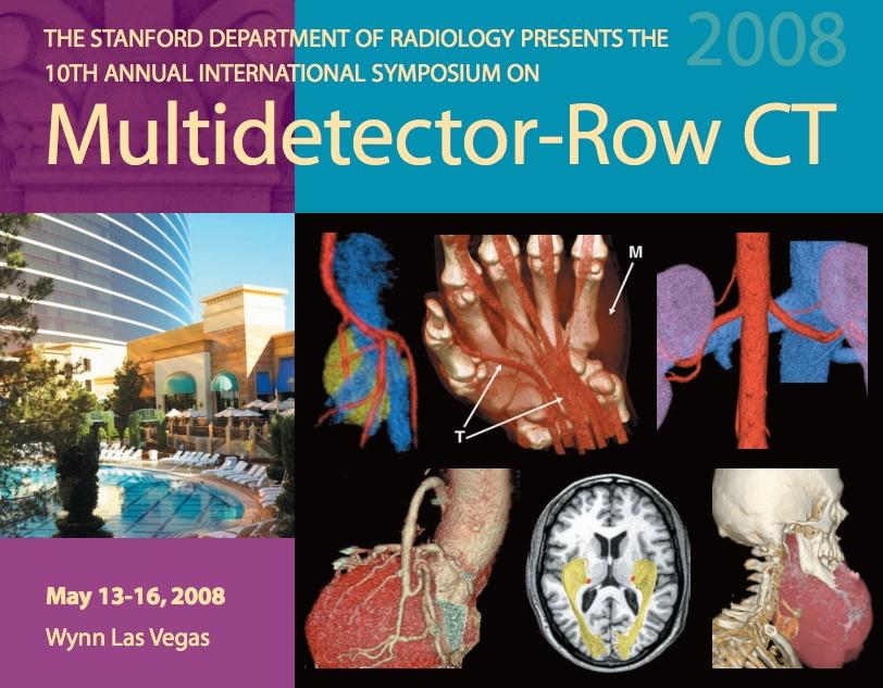 10th MDCT Symposium   2008