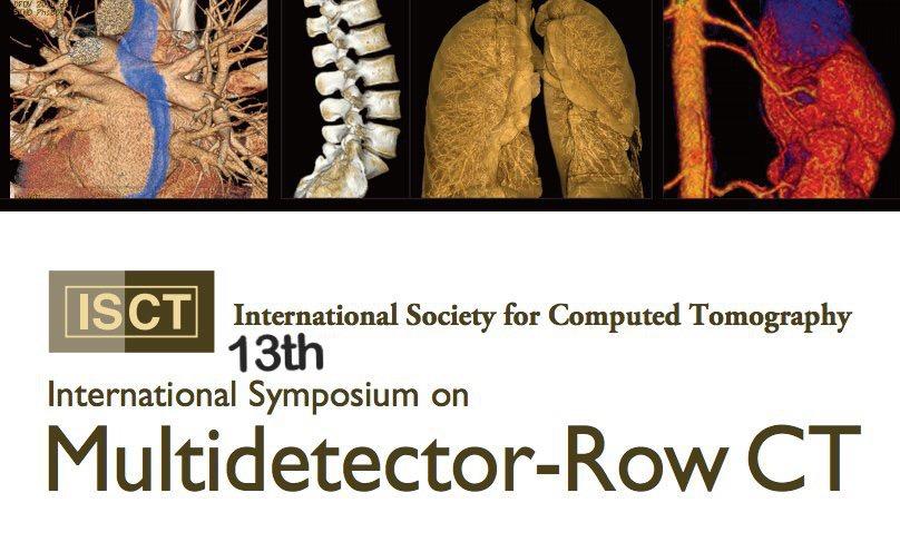 13th MDCT Symposium   2011