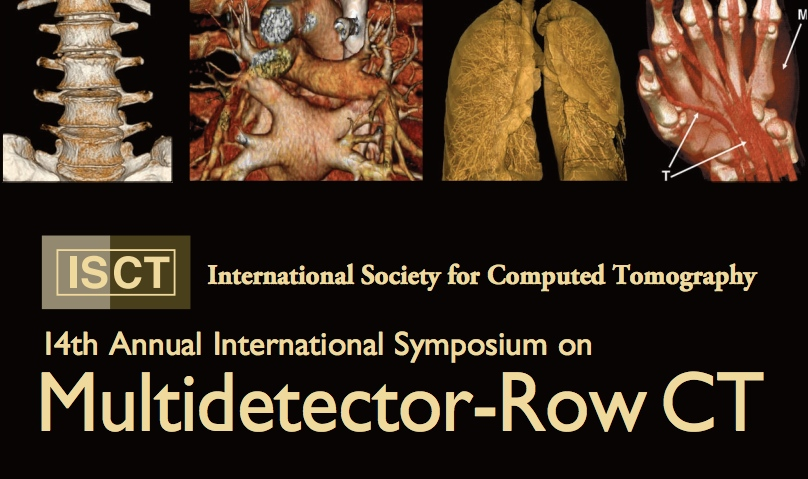 14th MDCT Symposium   2012