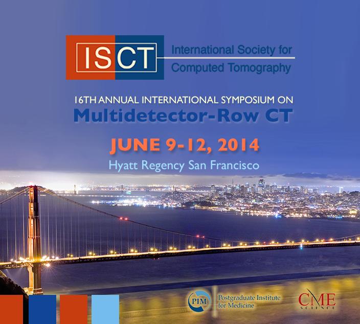 16th MDCT Symposium   2014