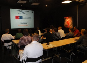 MDCT live stream around the world with our ISCT conference