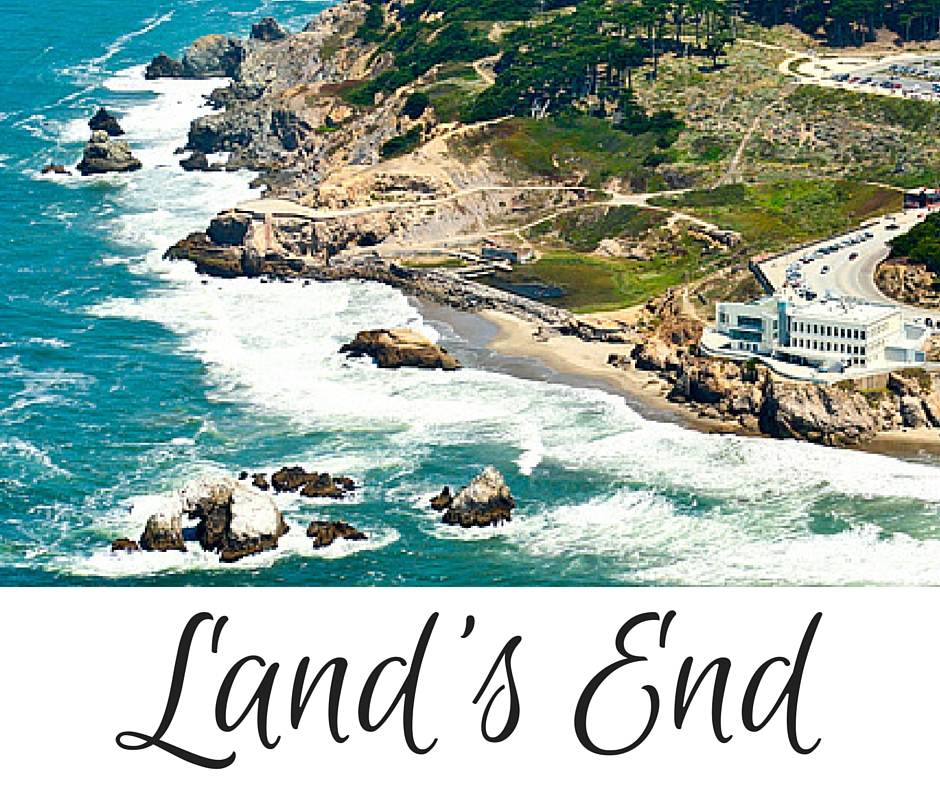 land's end hiking san francisco