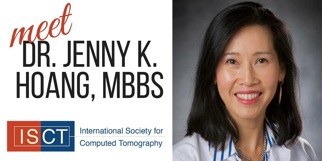meet Dr. Jenny Hoang from Duke Radiology