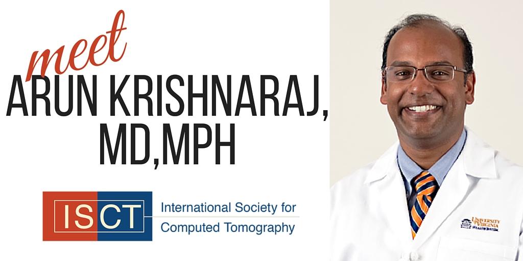 faculty spotlight Arun Krishnaraj