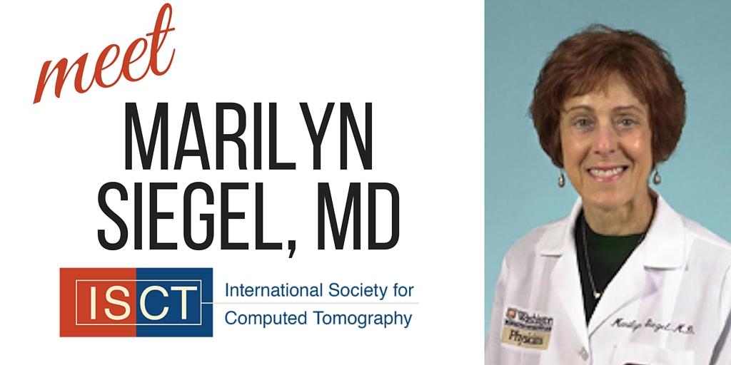 faculty spotlight Dr. Marilyn Siegel