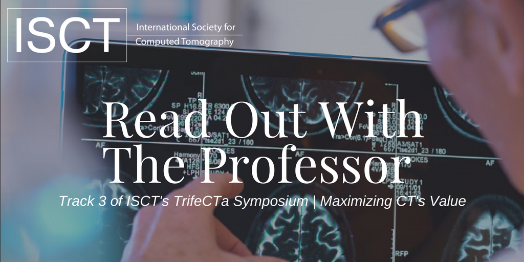 Read Out With The Professor: Track 3 Of ISCT's TrifeCTa Symposium