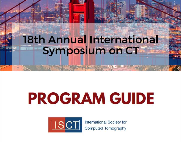 18th CT Symposium   2016