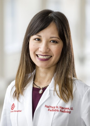 Staff Radiologist  Texas Children's Hospital