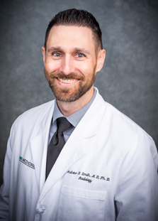 Andrew D. Smith, M.D., Ph.D.  Assistant Professor of Radiology    University of Alabama at Birmingham