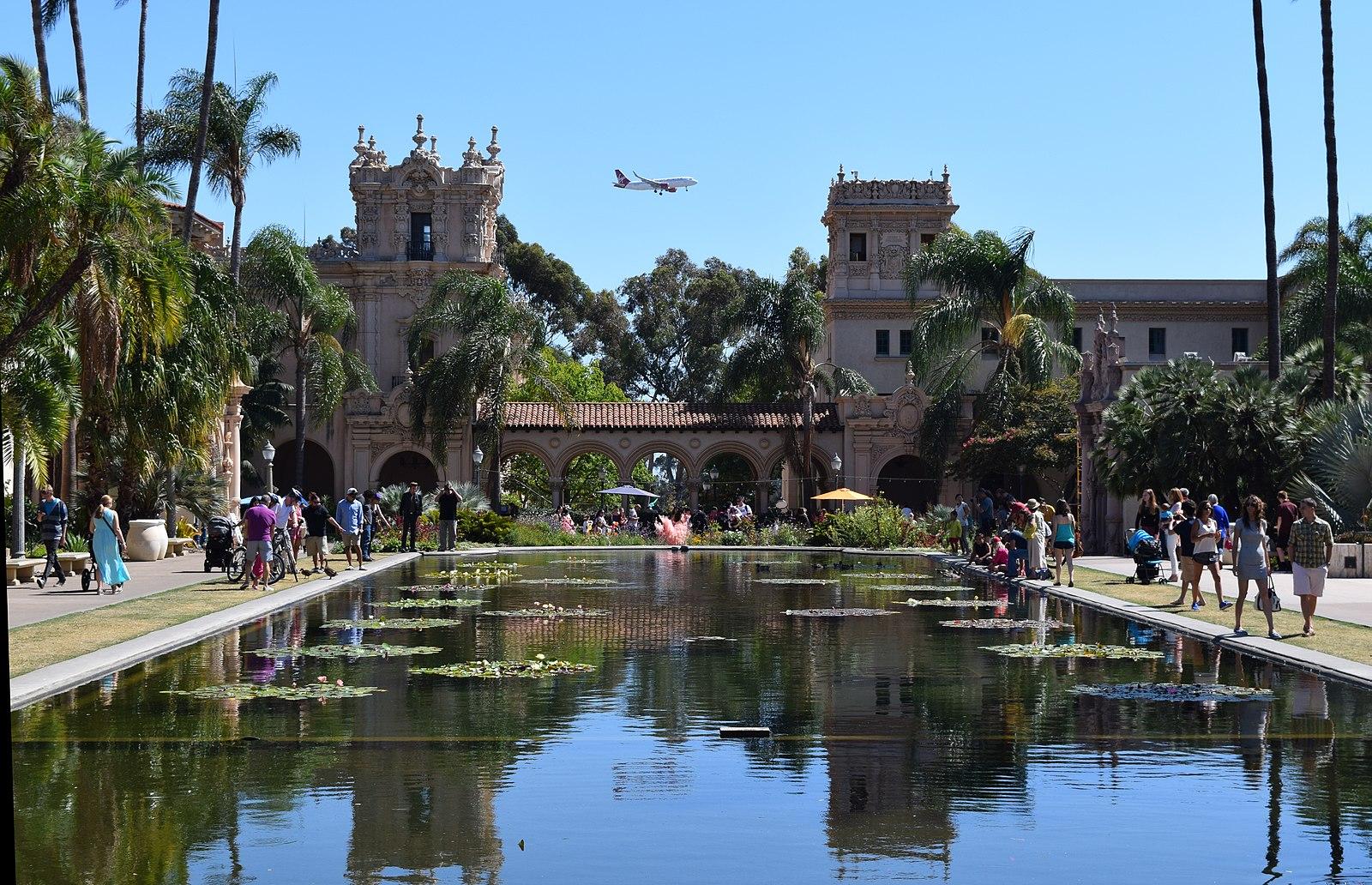 Wander through enchanting Balboa Park