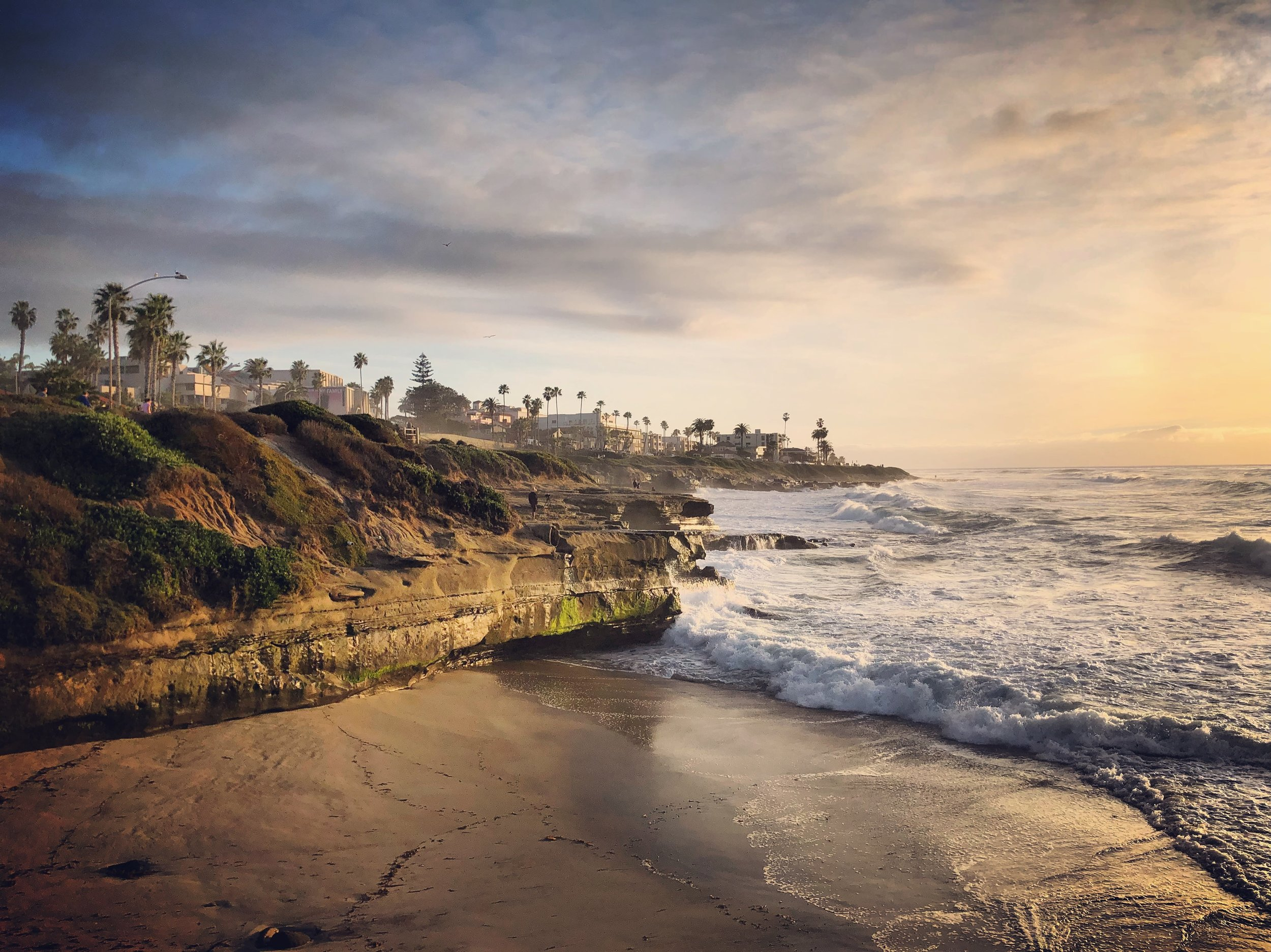 Take in the beauty at Sunset Cliffs National Park