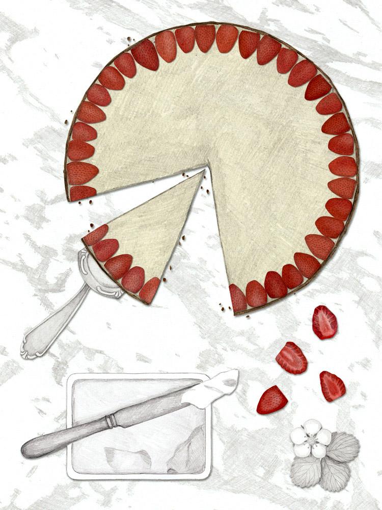 Weiße Schokolade, Kokos, Butterkekse .... eine unwiderstehliche Kombination. www.newcakesontheblock.com