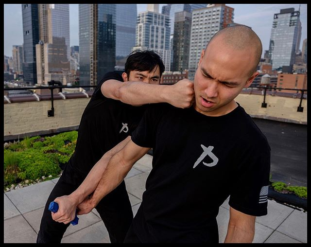 Krav Maga heightens perception and transforms fear into something more productive -Imi Lichtenfeld