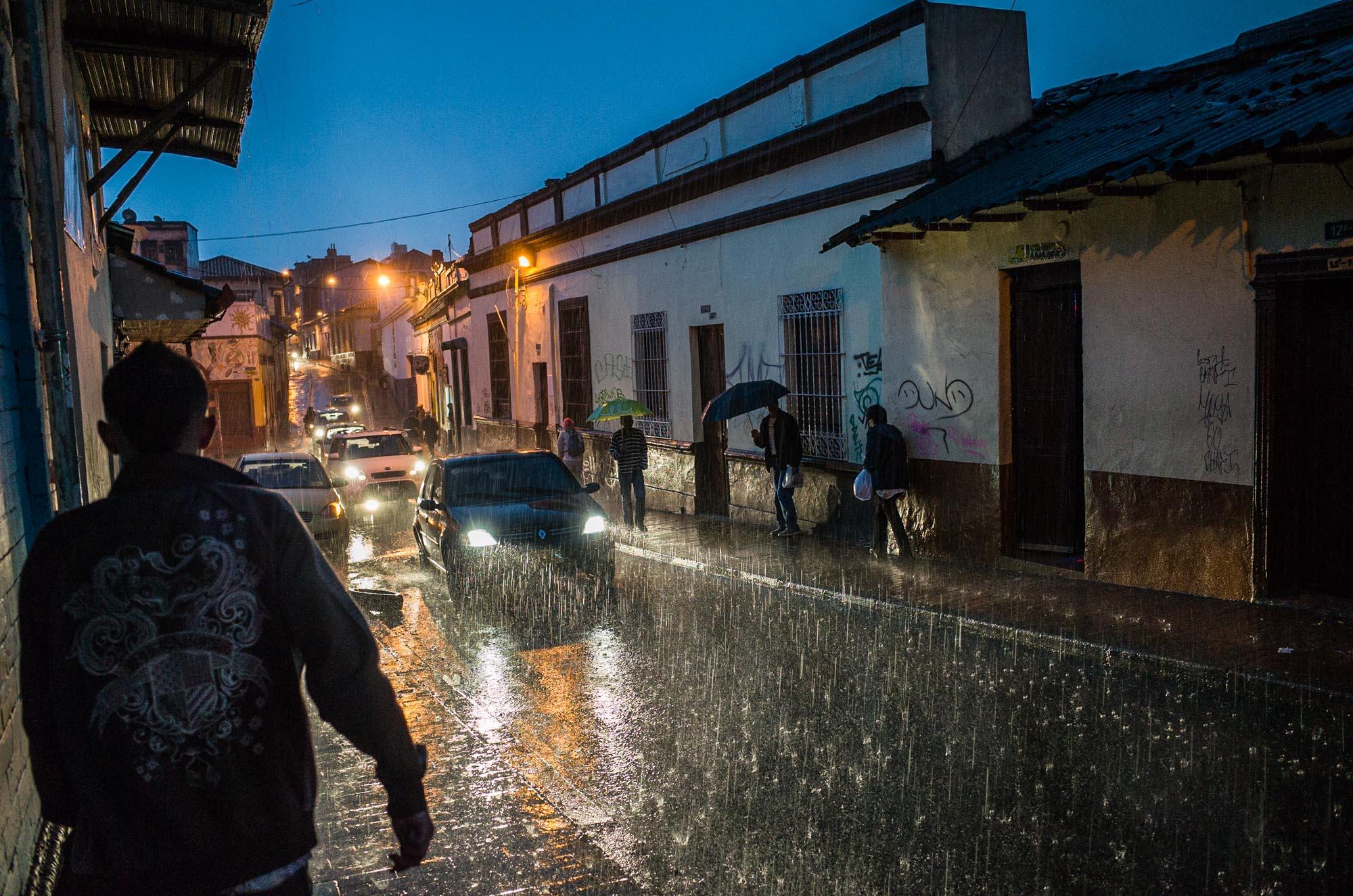 Bogotá, Colombia, 2014.