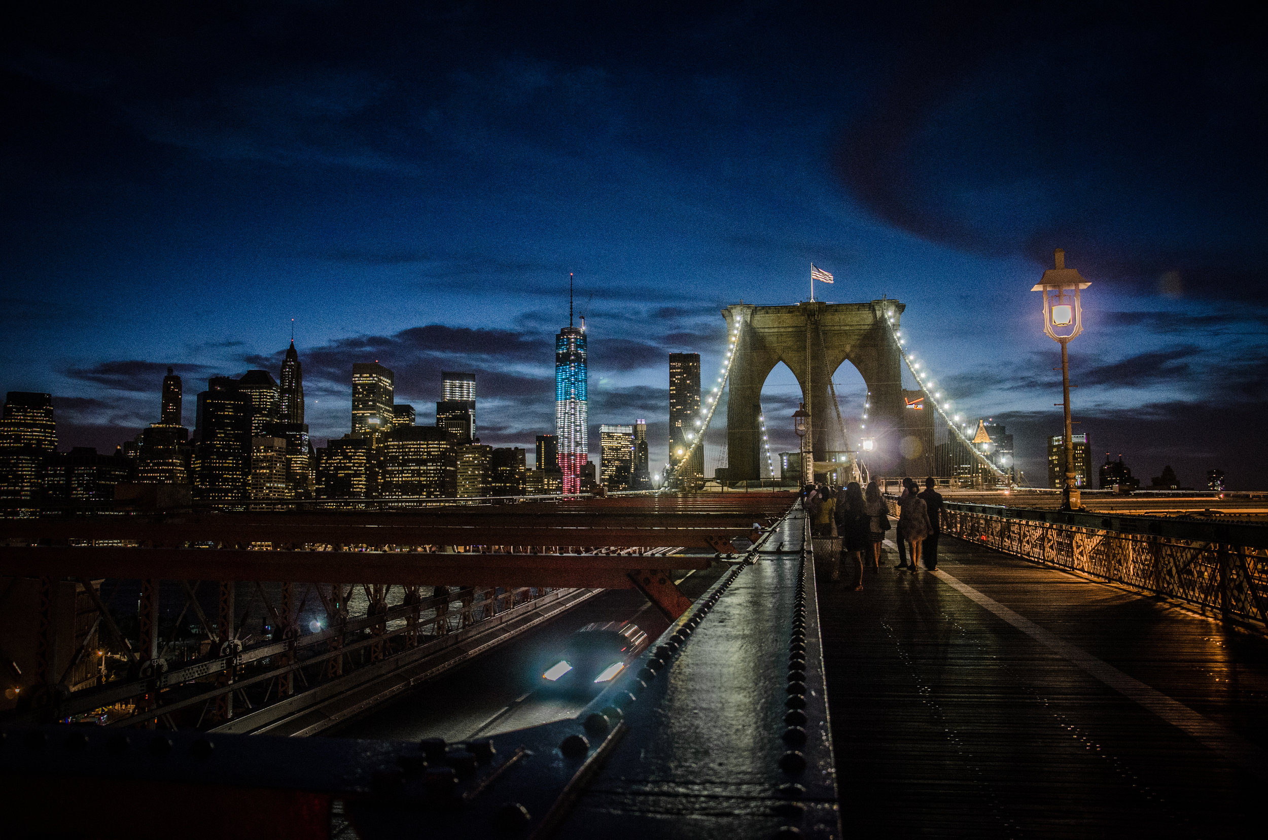 New York City, 2013.