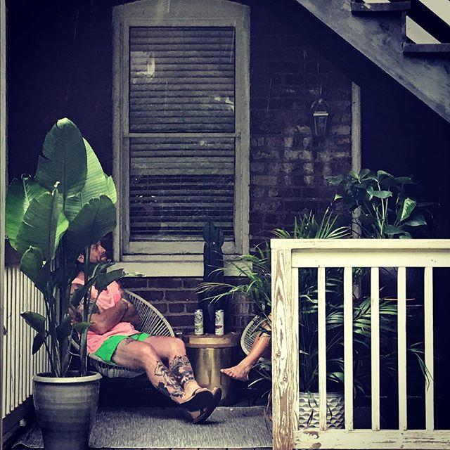 Back porch landscaping 🌵✨